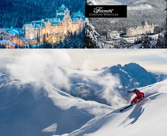 Whistler, British Columbia for Fall 2023