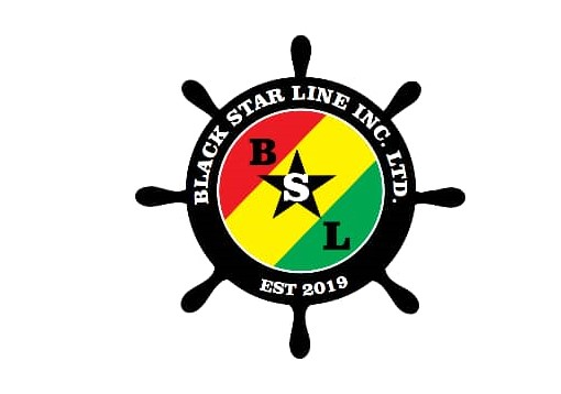 Black Star Line Logo