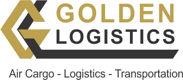Golden Logistics Logo