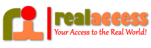 real access logo